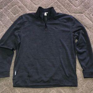 NWOT men's champion size XL half zip jacket